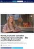 Norsk journalist saksøker Hollywood-presseklubb: - Blir urettferdig behandlet