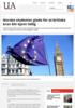 Norske studenter glade for at britiske krav blir kjent tidlig
