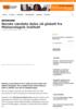 Norske værdata deles nå globalt fra Meteorologisk institutt