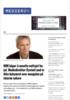 NRK håper å ansette nettsjef i november. Mediedirektør Øyvind Lund er ikke bekymret over mangelen på interne søkere