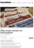NRK sender direkte fra Hallingdølen