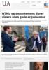 NTNU og departement durer videre uten gode argumenter
