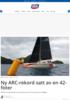 Ny ARC-rekord satt av en 42-foter