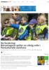 Ny forskning: Barnehagene spiller en viktig rolle i flerkulturelle samfunn