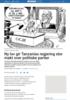 Ny lov gir Tanzanias regjering stor makt over politiske partier