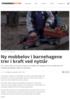 Ny mobbelov i barnehagene trer i kraft ved nyttår