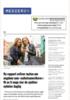 Ny rapport avliver myten om ungdom som nyhetsunnvikere: Ni av ti unge sier de sjekker nyheter daglig