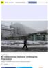 Ny stålhvelving halverer stråling fra Tsjernobyl