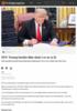 NYT: Trump betalte ikke skatt i 10 av 15 år