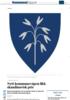 Nytt kommunevåpen fikk skandinavisk pris