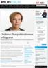 Ordfører: Nærpolitireformen er begravet
