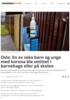Oslo: En av seks barn og unge med korona ble smittet i barnehage eller på skolen