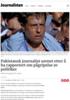 Pakistansk journalist savnet etter å ha rapportert om pågripelse av politiker