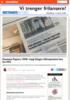 Panama Papers: DNB-topp klager Aftenposten inn for PFU