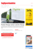 Posten Norge vokser utenfor Norge