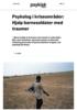 Psykolog i kriseområder: Hjalp barnesoldater med traumer