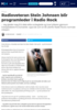 Radioveteran Stein Johnsen blir programleder i Radio Rock