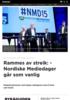 Rammes av streik: - Nordiske Mediedager går som vanlig