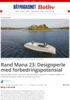 Rand Mana 23: Designperle med forbedringspotensial