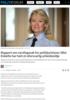 Rapport om varslingssak for politijuristene i Øst: Enkelte har hatt et uforsvarlig arbeidsmiljø