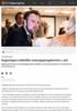 Regjeringen nullstiller omsorgspengekvoten 1. juli