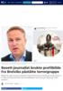 Resett-journalist brukte profilbilde fra Breiviks påståtte terrorgruppe