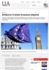 Risikerer å miste Erasmus-stipend