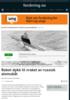 Robot-dykk til vraket av russisk atomubåt