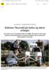 Roboten Thorvald gir bedre og større avlinger