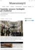 Samiske museer forbigått på studietur