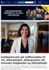Schibsted-eier gir millionstøtte til VG, Aftonbladet, Aftenposten, BT, Svenska Dagbladet og Aftenbladet