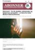 Selvmord - fra de utsattes, pårørendes og hjelpernes perspektiv - er tema for årets Modum Bad-konferanse