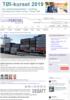 Sjøtransporten rammes hvis havner tappes for kapital
