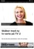 Skåber med ny tv-serie på TV 2