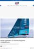 Skade på foilen til Thomas Ruyants «LinkedOut!»