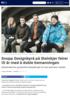 Snopp Designbyrå på Steinkjer feirer 10 år med å doble bemanningen