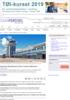 Spanske tårntjenester på to norske lufthavner