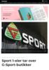 Sport 1-eier tar over G-Sport-butikker