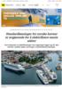 Standardløsninger for norske havner er avgjørende for å elektrifisere marin sektor