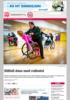Stilfull dans med rullestol
