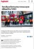 Streiken fortsetter tross nytt tilbud fra NHO