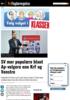 SV mer populære blant Ap-velgere enn KrF og Venstre