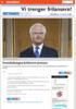 Svenskekongen kritiserer pressen