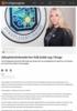 Sykepleierforbundet ber folk holde seg i Norge