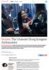 The Unaware Hong Kongese Ambassador