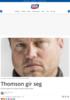 Thomson gir seg