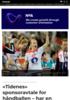 «Tidenes» sponsoravtale for håndballen - har en verdi på rundt 70 millioner kroner