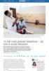 To tiår med globale helsefond - på tide å utvide debatten