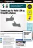 Tommel opp for Nelfo-LOK og Virke-IKT-avtalene