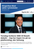 Torsdag inviterer NRK til Resett-debatt: - Jeg har ingen tro på no platforming, sier Solvang